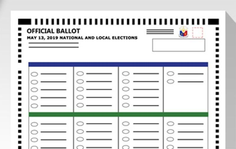 Image from Comelec website