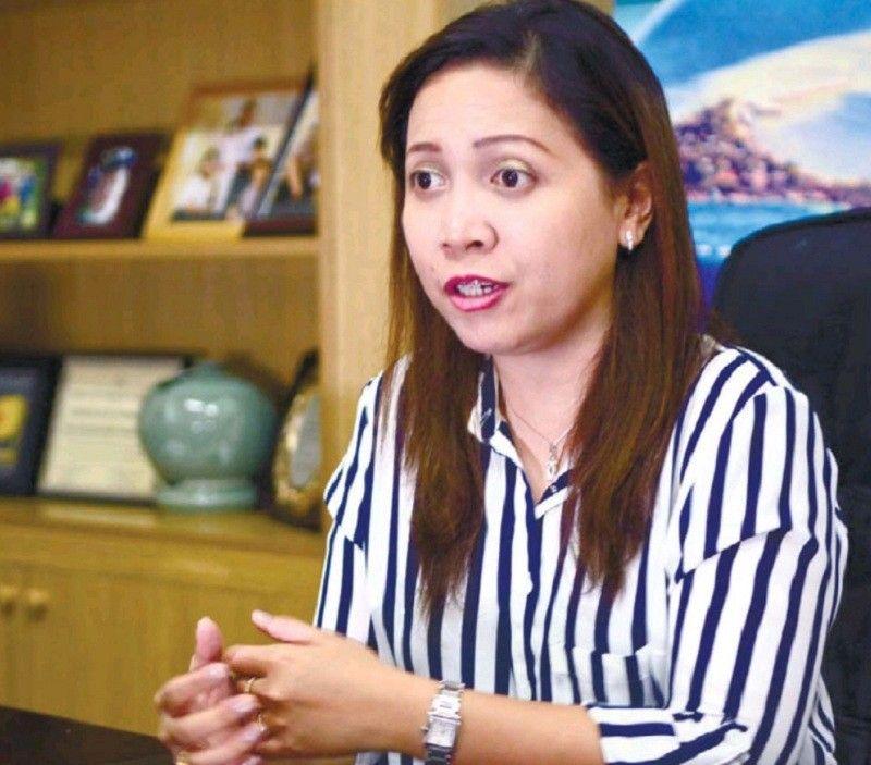 CEBU. Cordova Mayor Mary Therese Sitoy-Cho. (SunStar file)