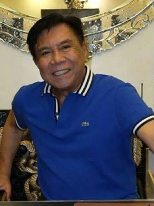 Former House Speaker Prospero Nograles (SunStar file)