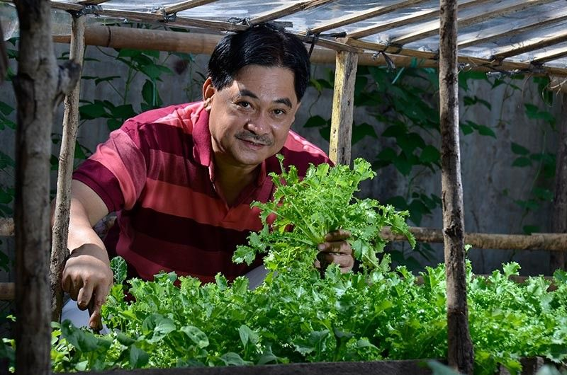 DAVAO. Wynward Garden and Bistro owner Rodelio Dalisay. (Sunstar File Photo)
