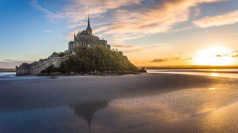 Mont Saint-Michel abbey (Contributed Photo)