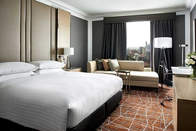 marriott hotel brisbane redesign