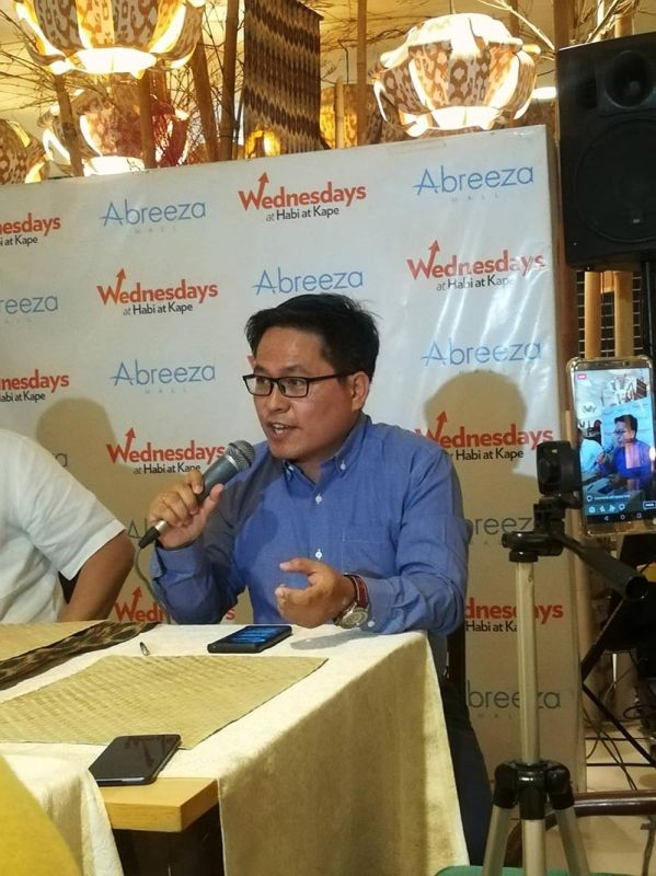 DAVAO. Mindanao Development Authority (MinDA) assistant secretary Romeo Montenegro said should privatization take shape, it will go through specific considerations such as consultation with the new Bangsamoro government. (Photo by Lyka Casamayor)