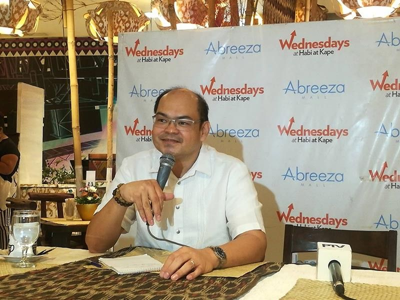 """DAVAO. Davao City Chamber of Commerce and Industries, Inc. (DCCCII) said more investors will be encouraged to take a look at Davao Region since its economic situation has been consistently """"good"""" over the last five years. (Photo by Lyka Casamayor)"""