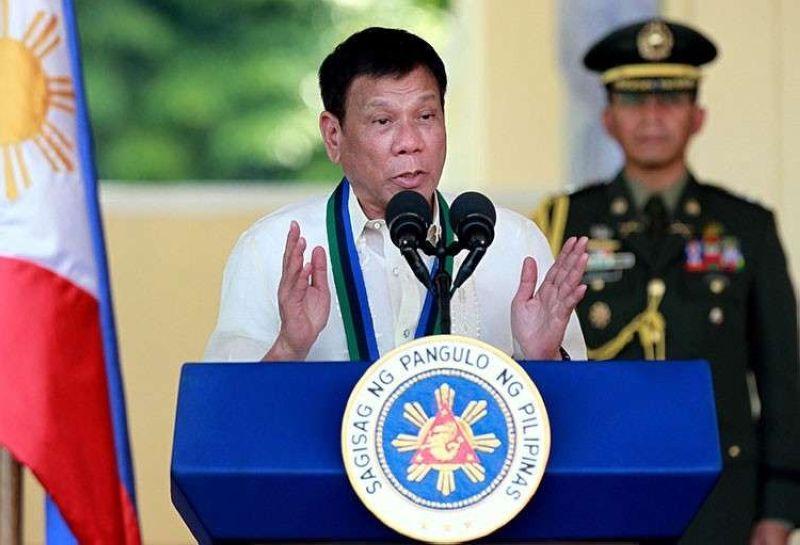 President Rodrigo Duterte. (SunStar File)