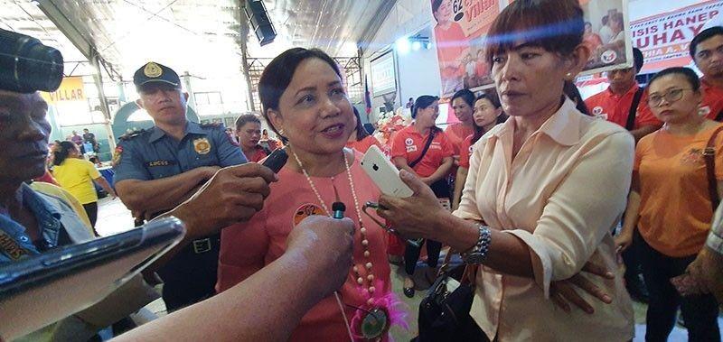 Senator Cynthia Villar (SunStar file)