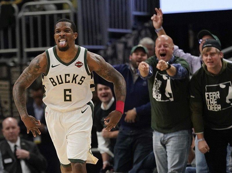 timeless design 3f92b 3d301 Bucks beat Celtics 116-91 to advance to East final - SUNSTAR