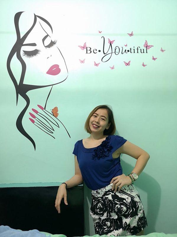 Abigail Abian, owner of Abigail's Beauty Hub by DripFusion. (Abigail Abian)