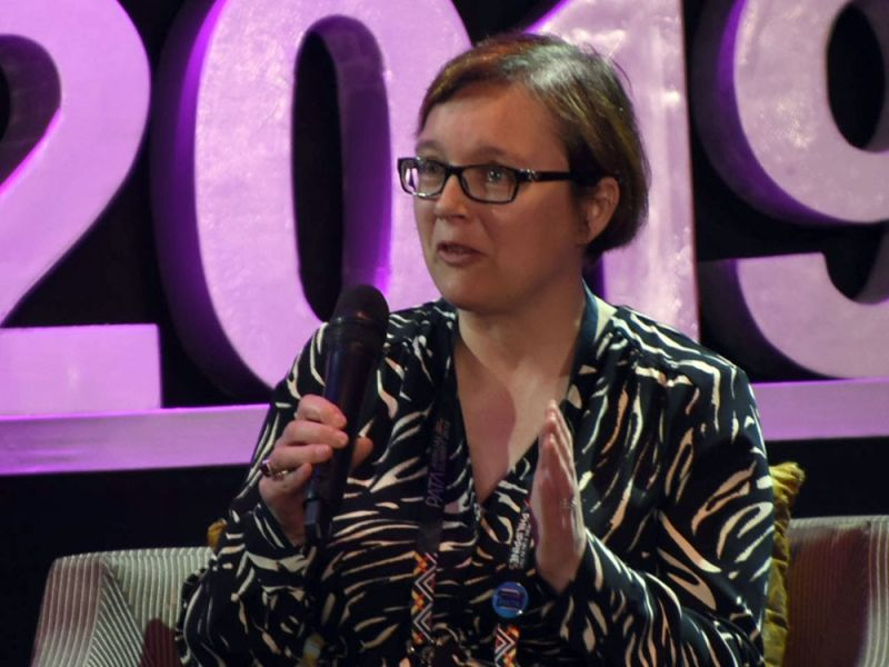 TOOLS. Caroline Bremner, head of travel research of Euromonitor International UK, says business owners should capitalize on big data and analytics to determine the kind of activities to offer their target market. (SunStar foto / Allan Cuizon)