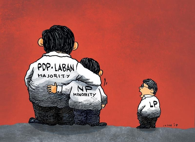 (Editorial Cartoon by Josua Cabrera)