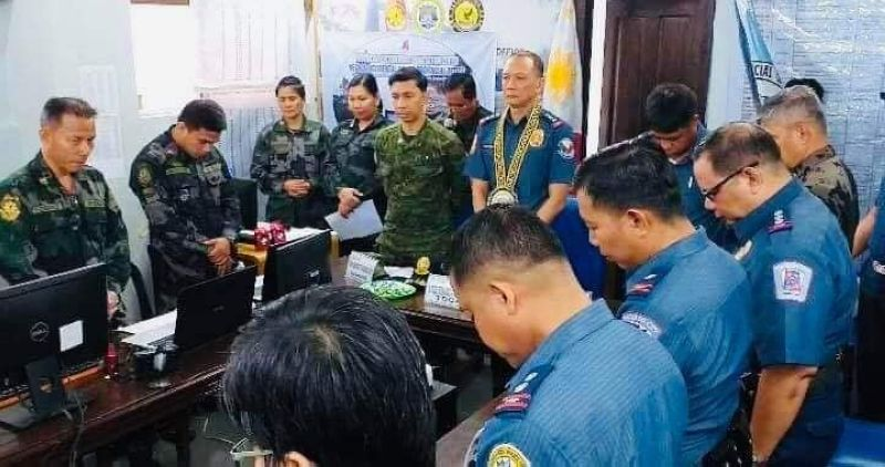 BACOLOD. Police Lieutenant General Fernando Mendez Jr, the deputy chief for administration of the Philippine National Police arrives in NOCPPO Headquarters, Camp Montelibano, Bacolod City on May 13, 2019, to visit the conduct of national and local elections in Negros Occidental. (Contributed photo)