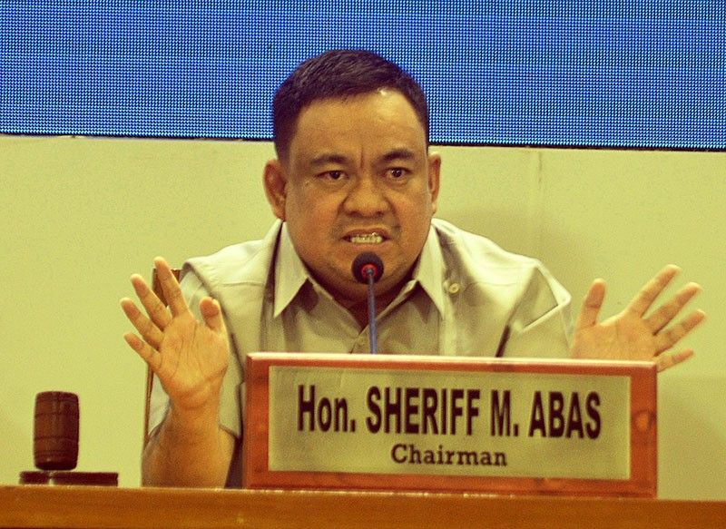 MANILA. Comelec Chairman Sheriff Abas says there were more defective vote-counting machines (VCM) and Secure Digital (SD) cards this year than in the past elections. (Al Padilla/SunStar Philippines)