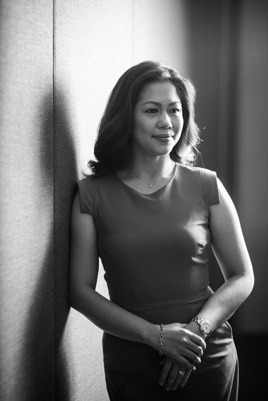 HEALTH IS WEALTH. While most Filipinos who've left the country hardly think of returning, Catherine Salimbangon and her husband Elton wanted to share what they've discovered to Filipinos and decided to bring the benefits of acai berries to the country by establishing Organique Inc. (SunStar file)