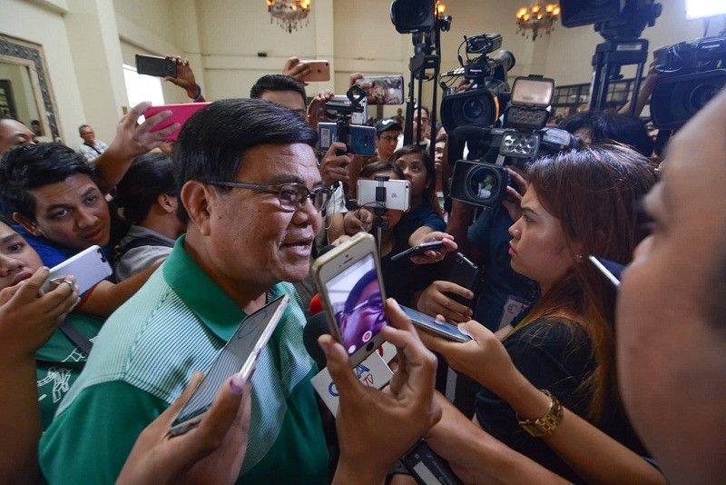 CEBU. Newly elected Cebu City Mayor Edgardo Labella. (Amper Campaña)
