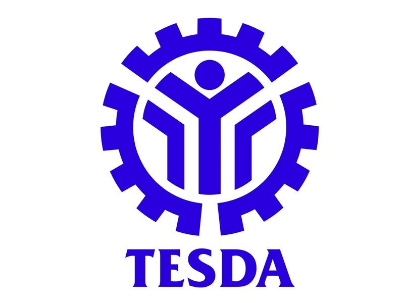 Technical Education and Skills Development Authority (Logo courtesy of Tesda's Facebook page)