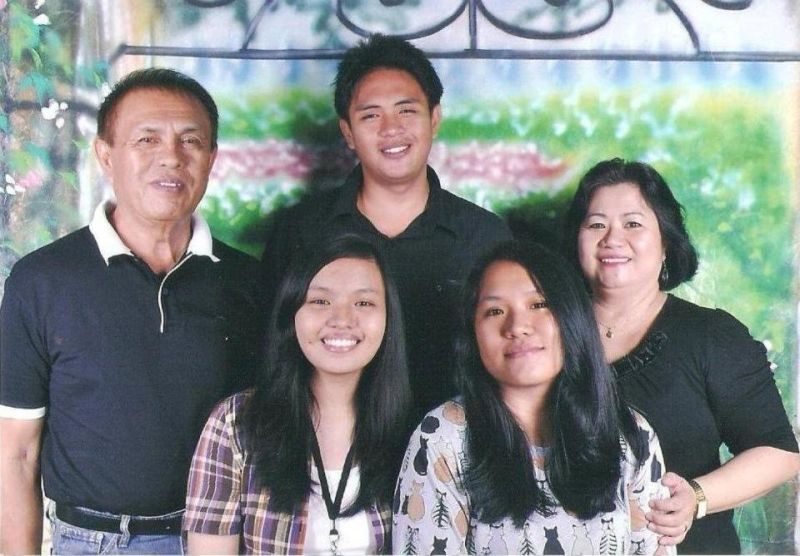 BACOLOD. The Sanogal Family. (Contributed photo)