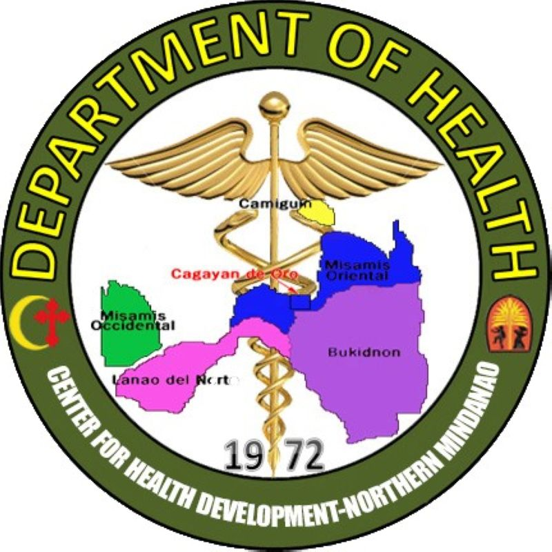 Logo courtesy of DOH-Northern Mindanao Facebook page