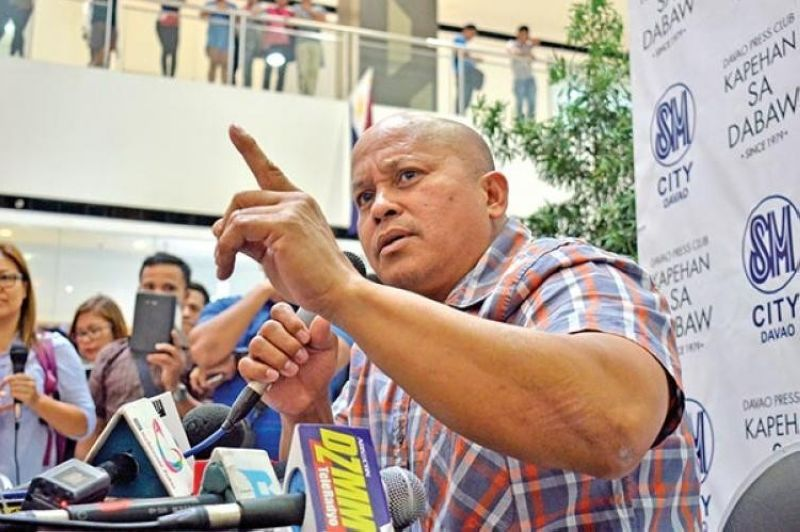 MANILA. Former Philippine National Police chief Ronald dela Rosa. (SunStar File)