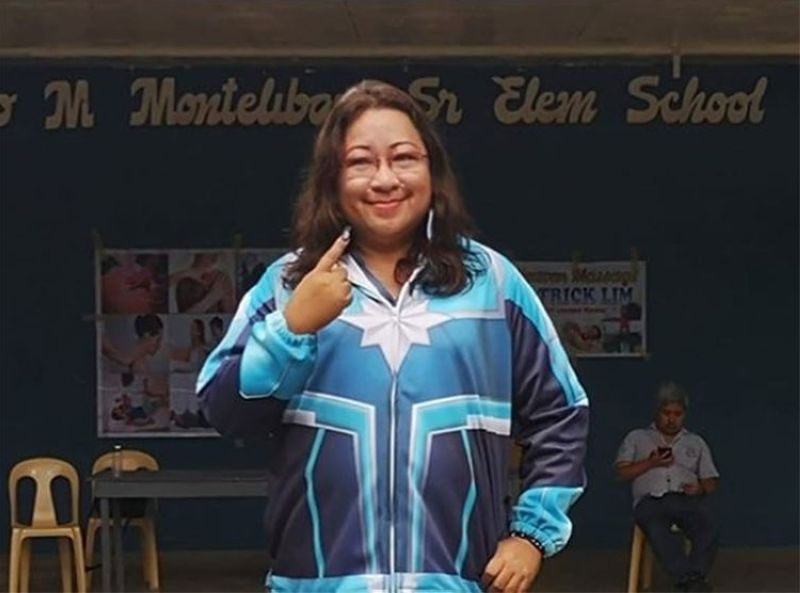 BACOLOD City mayoral candidate Jocelle Batapa-Sigue. (Photo from Sigue's Facebook account)