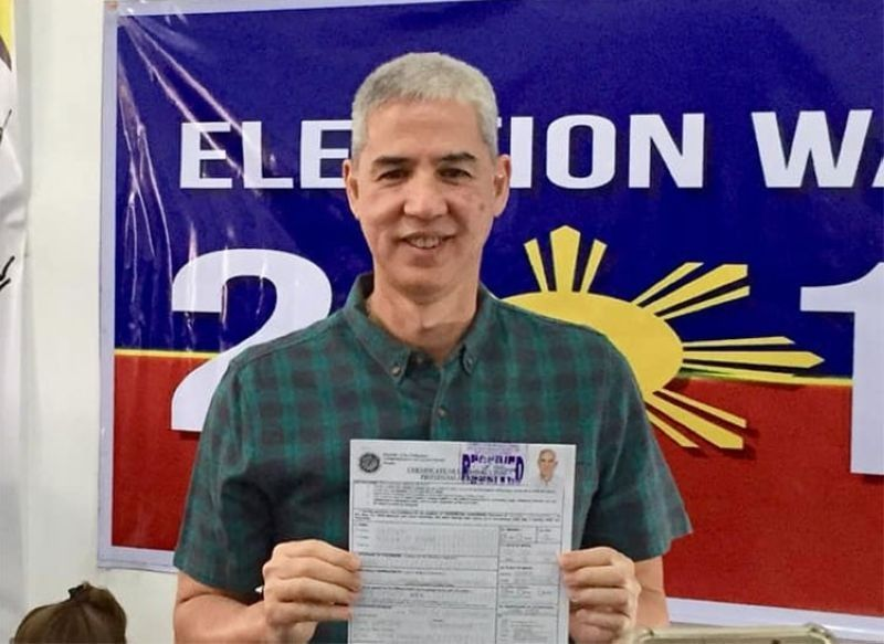 BACOLOD. Negros Occidental Vice Governor Eugenio Jose Lacson. (Photo from Lacson's Facebook page)