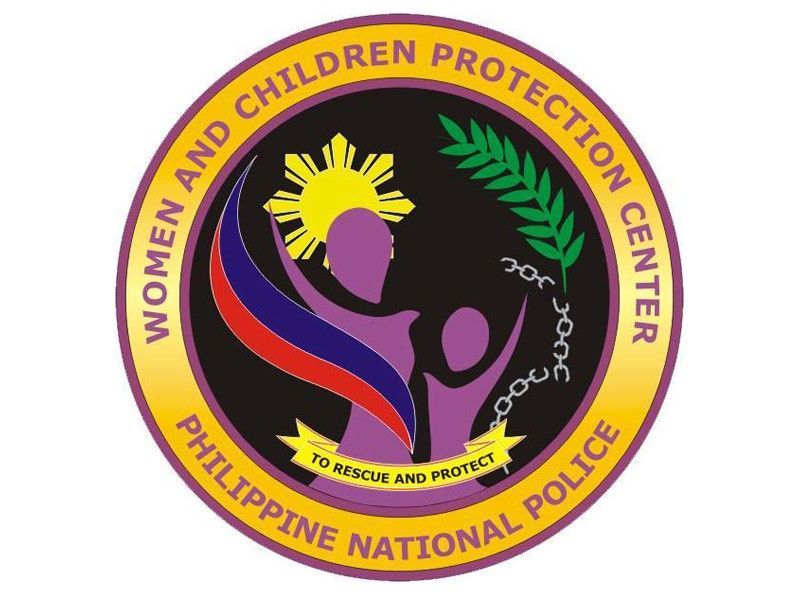 Logo gikan sa Women and Children Protection Center Facebook page