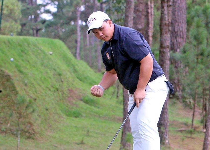 BENGUET PRIDE. Luigi Paolo Wong is set to represent the country in the upcoming 2019 Toyota World Junior Golf Team Championship slated June 14 - 22 to be played at the Chukyo Golf Club in Toyota City, Nagoya, Japan. (SunStar Baguio file photo)