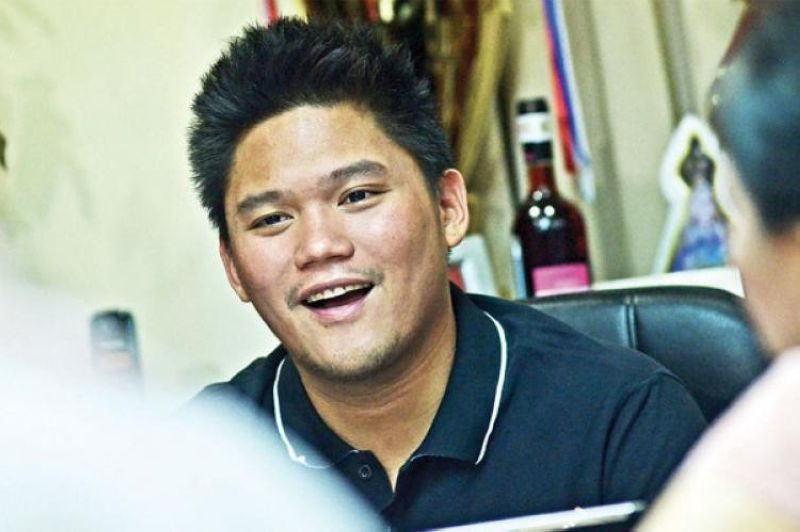 "Talisay City mayor-elect Gerald Anthony ""Samsam"" Gullas (SunStar file)"