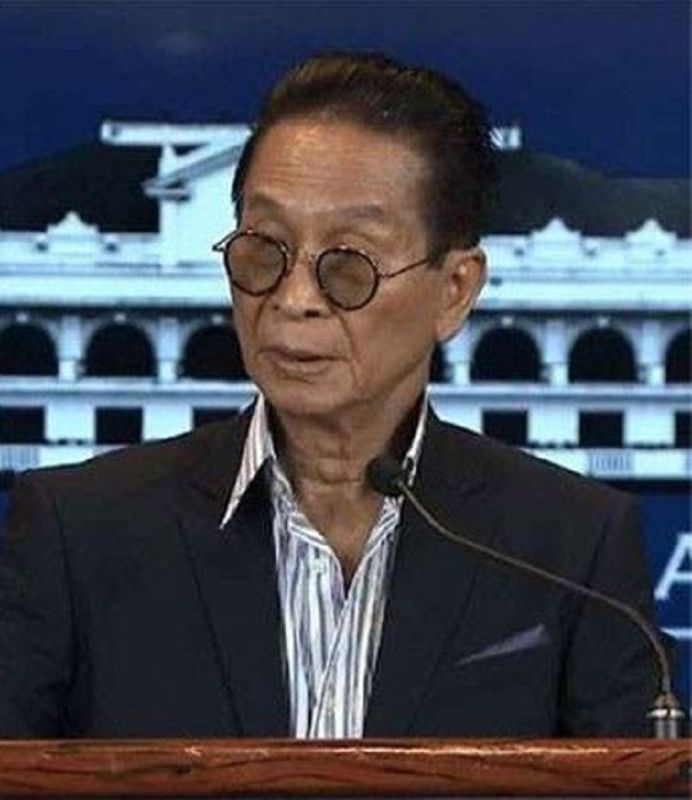 Presidential Spokesperson Salvador Panelo (SunStar file)