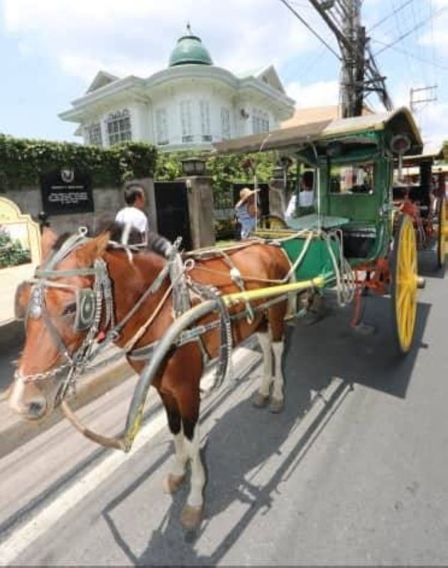 PAMPANGA. The City Government of San Fernando, through the City Tourism Office, initiated the Heritage Open House and Free Kalesa Tour in celebration of the National Heritage Month. The event aims to promote local tourism and raise the cultural and historical awareness of tourists visiting the city. (Chris Navarro)