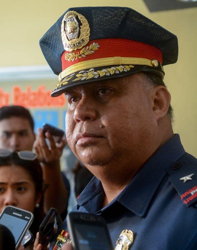 Police Regional Office-Central Visayas Director Police Brigadier General Debold Sinas. (Photo by Arni Aclao/SunStar Cebu)