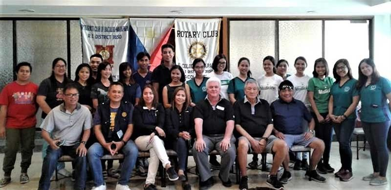 BACOLOD. Team and club members. (Contributed photo)