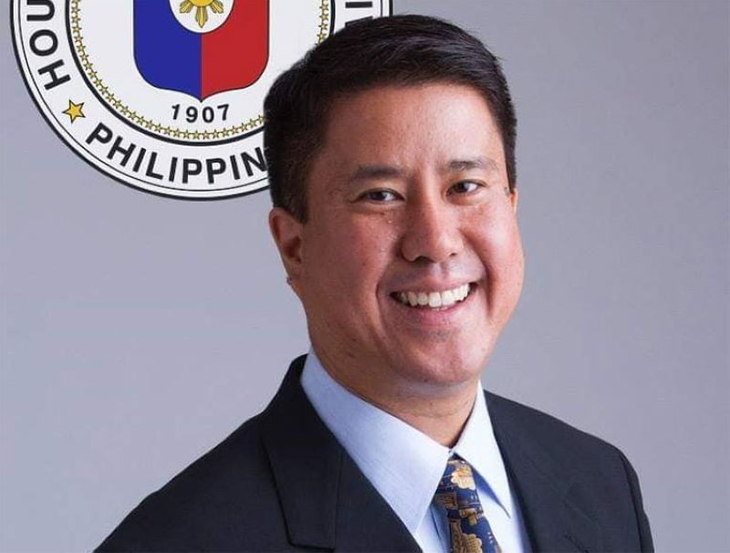 "PAMPANGA Fourth District Representative Juan Pablo ""Rimpy"" Bondoc"