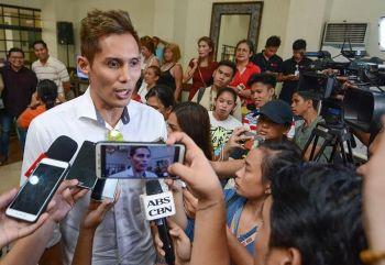 CEBU. Cebu City Councilor-elect Dondon Hontiveros (SunStar)