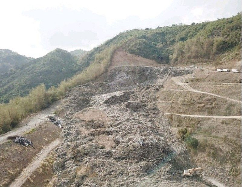 Landfill in Consolacion (SunStar file)