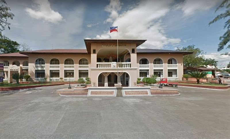 NEGROS. Town hall of Binalbagan, Negros Occidental. (Image from Google Street View)