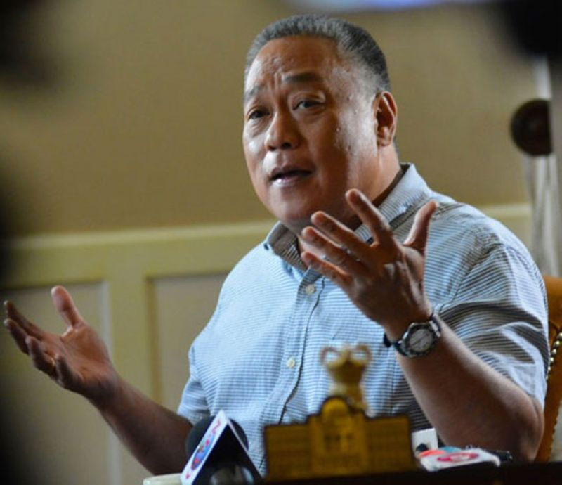 Cebu incoming vice governor Hilario Davide III (SunStar file)