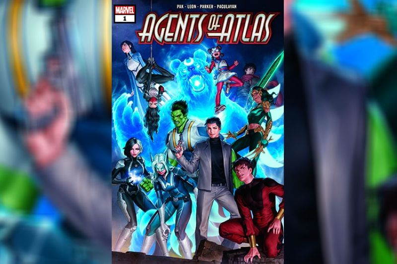 USA. This image provided by Marvel shows the cover of the first issue in