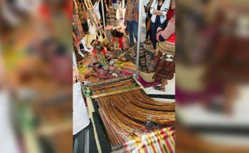 DAVAO. Heritage Fashion Commune Live Interactive Showcase of the Region's Indigenous High Arts running from May 24-26. (Photo by Ryam Map, Abreeza Ayala Malls)