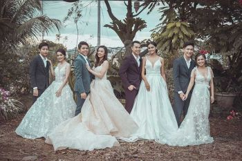 Beautiful collections of Bridal Ph.Dy (Photo by Omeng Pascual)