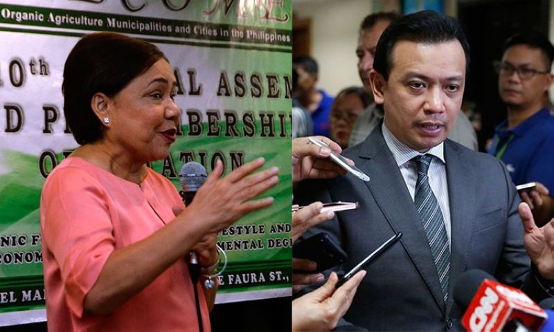 MANILA. Senator Cynthia Villar, whose family is engaged in property development, was the richest senator of the 17th Congress, while Senator Antonio Trillanes IV, a vocal critic of the administration and former renegade military officer, was the poorest in 2018 based on their Statement of Assets, Liabilities and Net Worth (SALN). (File Photo)