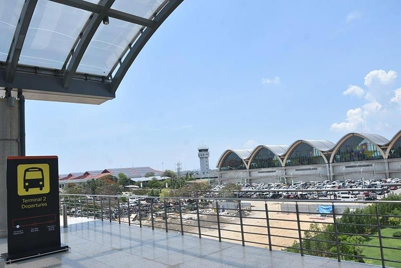 AIRPORT INVESTMENT. The Terminal 2 of the Mactan-Cebu International Airport has its share of British suppliers. (SunStar photo / Allan Cuizon)