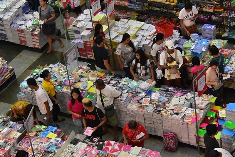 DAVAO. The Department of Trade and Industry (DTI) has noted a price increase in majority of school supplies brands. (SunStar Davao File Photo)