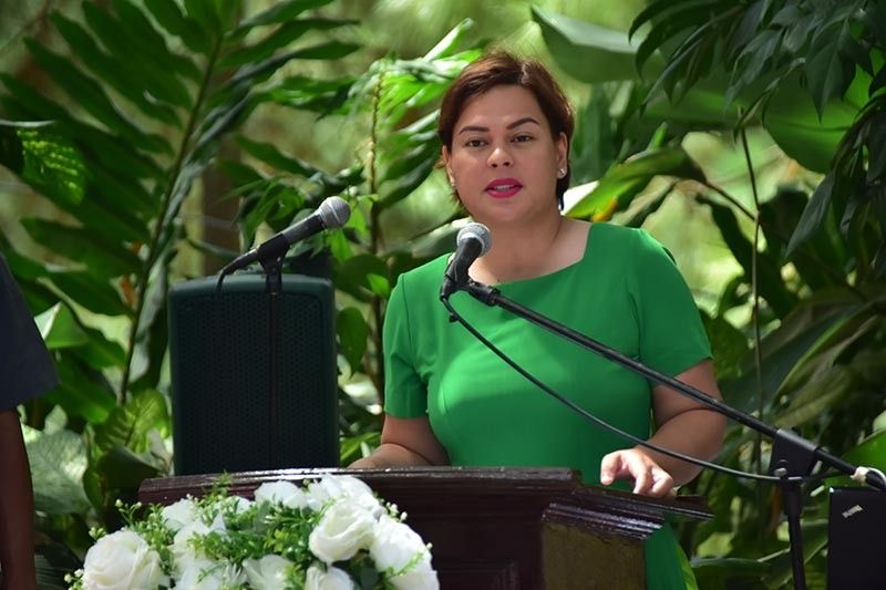 Davao City Mayor Sara Duterte-Carpio. (File Photo)