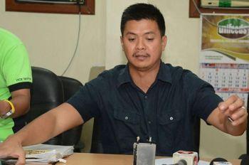 "CEBU. Dumanjug Mayor Efren Guntrano ""Gungun"" Gica. (SunStar File)"