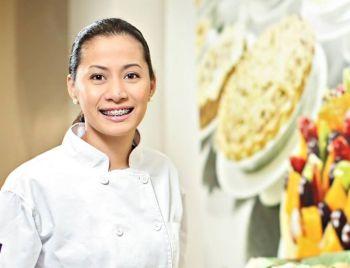 DAVAO. Chef Cathy Dano (Tampo nga hulagway)