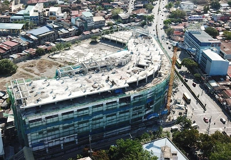 GEARING UP TO SERVE. After three postponements, the first three floors of the Cebu City Medical Center are set to open in September. (SunStar photo / Allan Cuizon)