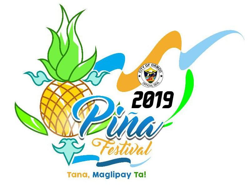 Logo courtesy of Piña Festival's Facebook page