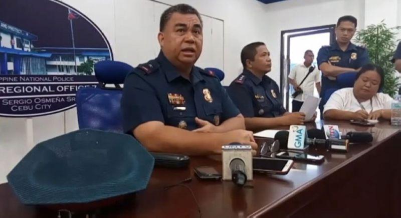 CEBU. Police Regional Office (PRO)-Central Visayas Director Debold Sinas. (SunStar file)
