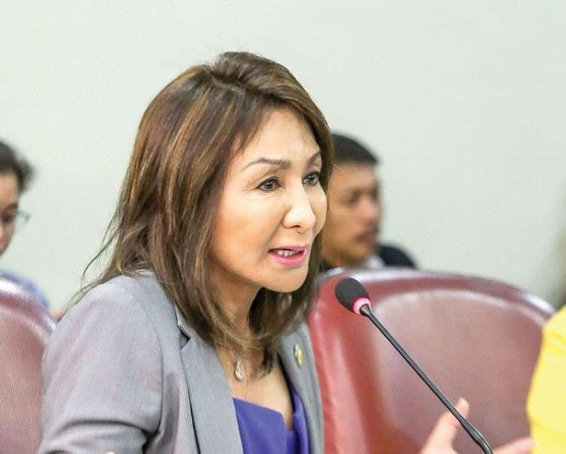 CEBU. Outgoing Cebu Representative Gwen Garcia. (SunStar File)
