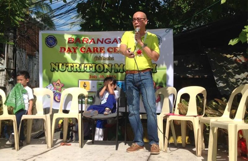 NEGROS. Bacolod City Vice Mayor El Cid Familiaran. (SunStar File)